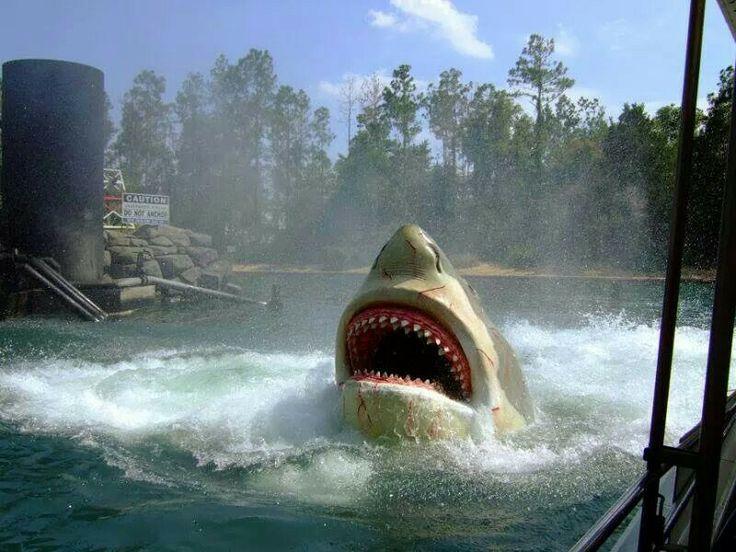 Universial Studios Jaws