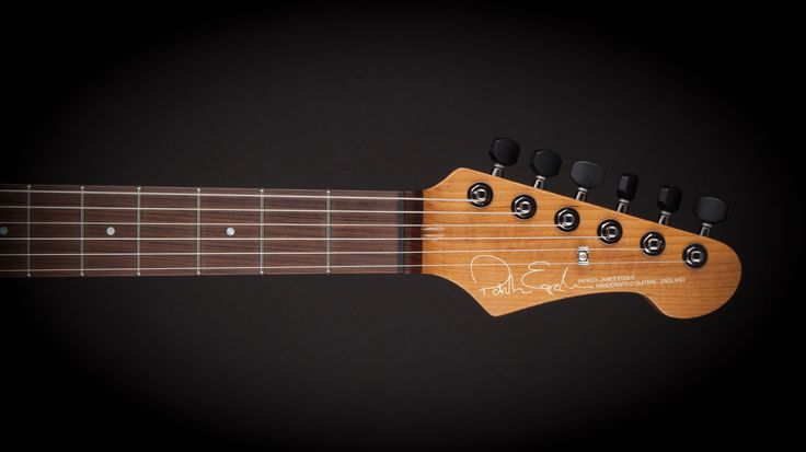 Patrick James Eggle 96 Swamp Ash Black #18233 - World Guitars – UK Guitar Store with Worldwide Delivery