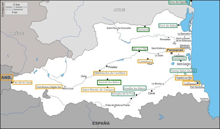 Vadrouille dans les Pyrénées orientales