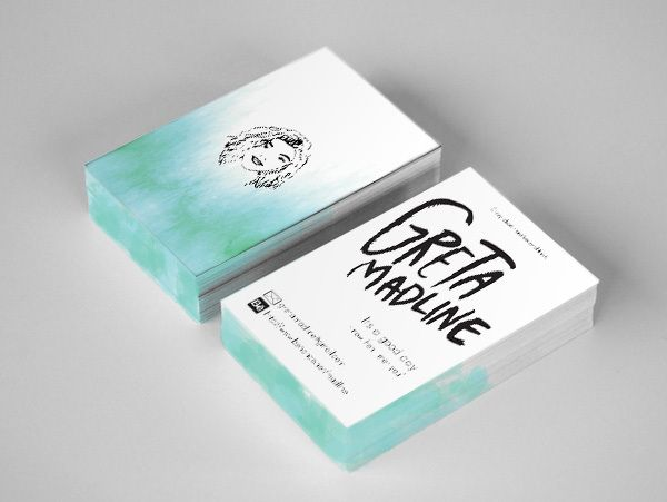 interesting business cards