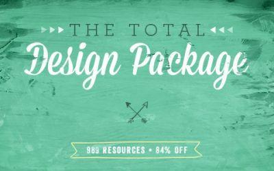 A Treasure Trove of Premium Design Goodies   $37 (Save $232)