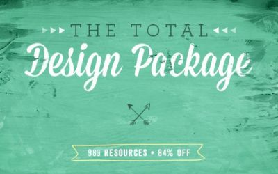 A Treasure Trove of Premium Design Goodies | $37 (Save $232)