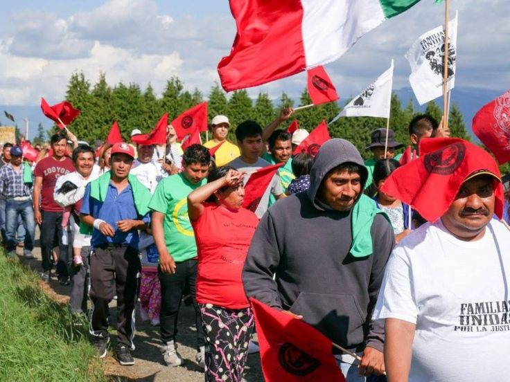 The struggle of the farm workers is the only indigenous-led by the united States Federal earned from the work of human rights defenders…