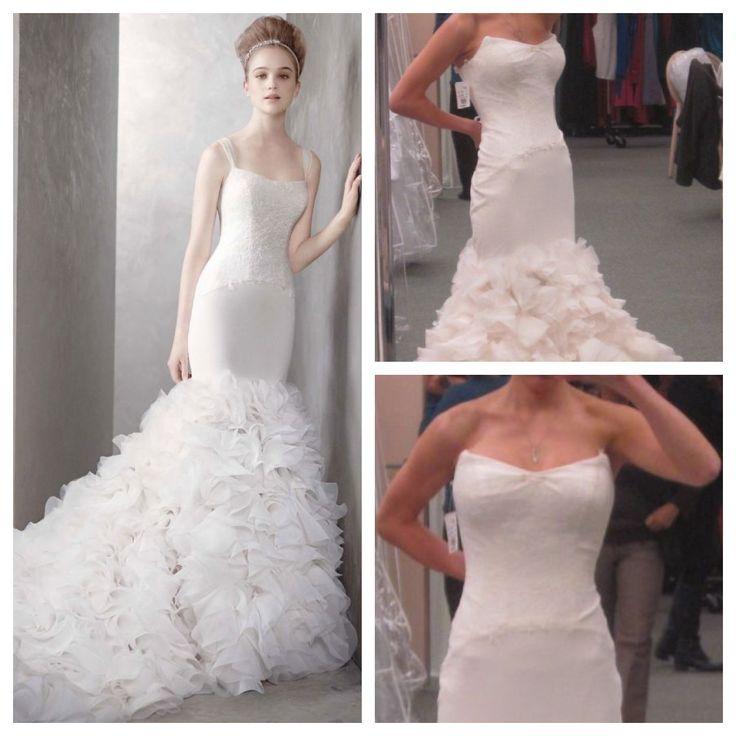 David\'s Bridal Mermaid Dress – fashion dresses