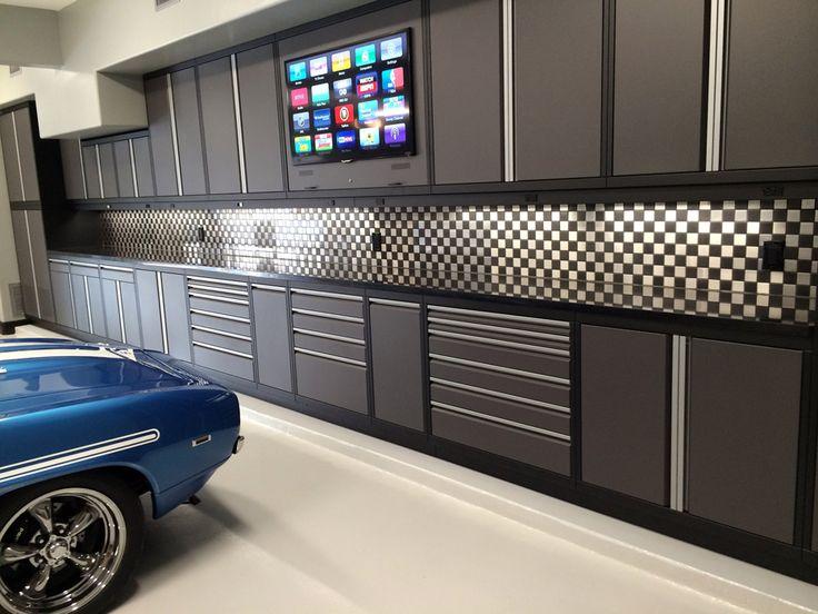 93 best Dream garage images on Pinterest Workshop, Tools and