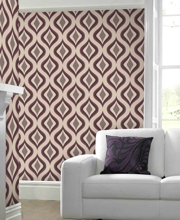 Retro Wall Coverings By Graham