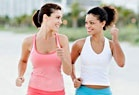 A variation on the walk to lose plan: Bye-Bye Belly Fat running-running