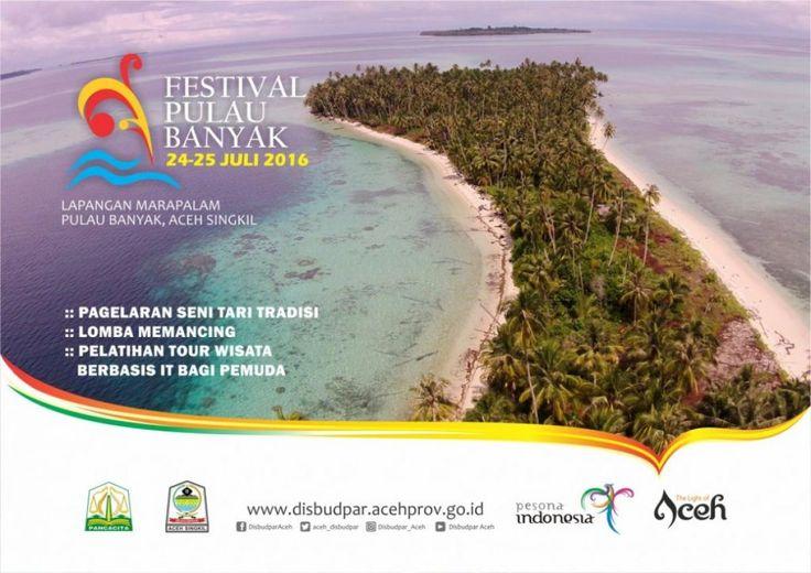 Yuk ke Festival Pulau Banyak 2016