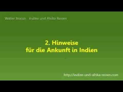 Indien - Urlaubshinweise und Reisetipps Details und weitere Infos zum Inhalt des Videos findest du hier:  http://indien-und-afrika-reisen.com/indien-urlaubshinweise-und-reisetipps/