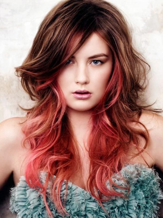 17 Best images about Hair: creative color on Pinterest
