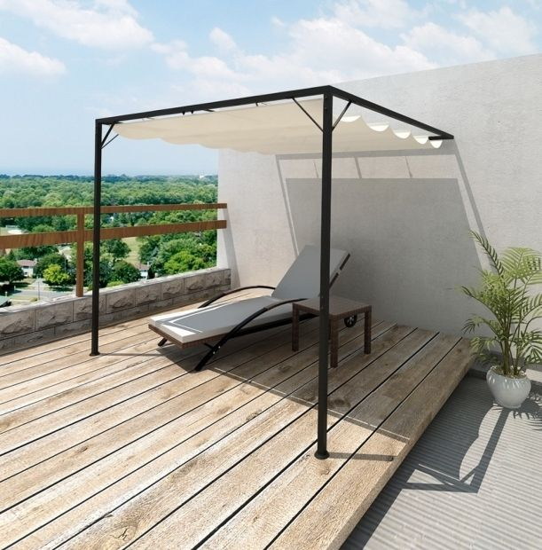Stunning Retractable Pergola Cover Diy Canopy Home Design Styles