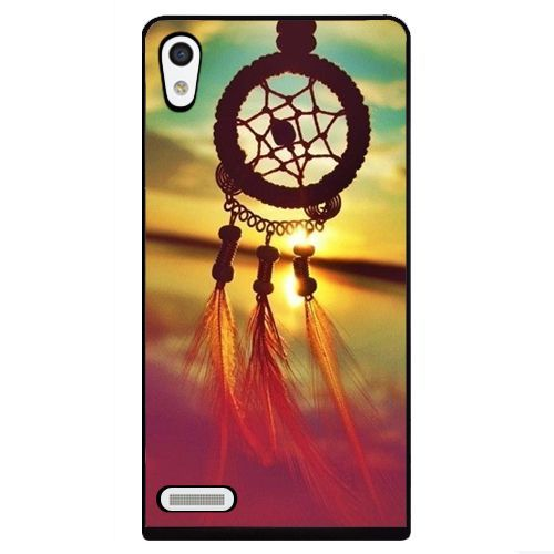 DREAM CATCHER - HARD CASE / TPU - HUAWEI ASCEND P6 HOESJE