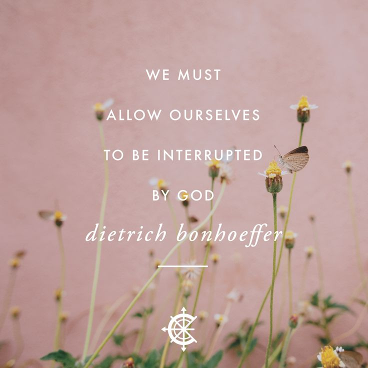 Powerful Dietrich Bonhoeffer quote