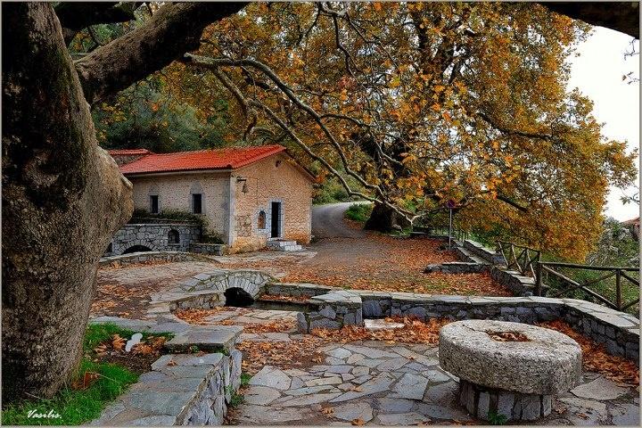 GREECE CHANNEL | Dimitsana Arkadia