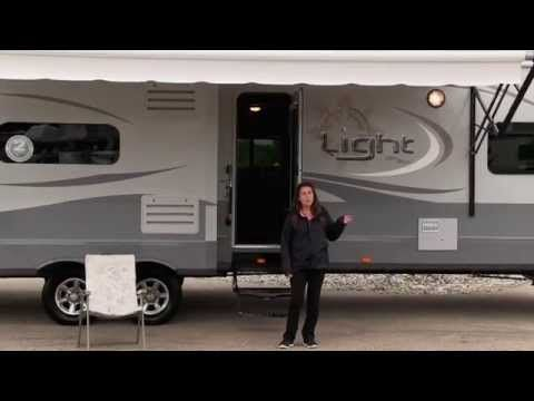Open Range RV Gets It Right With The 308BHS Light  Open Range RV really set themselves apart from other travel trailers with the Roamer Light LT308BHS travel trailer.  The Roamer light travel trailers are 1/2 ton towable, 4 seasons unit loaded with standard high end amenities and plenty of options.