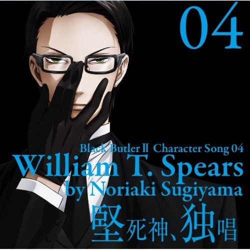Black Butler II Character Song Vol. 04 –