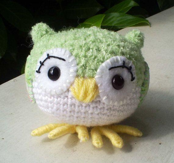 Amigurumi Owl Wings : 130 best images about Crochet Amigurumi - Owl on Pinterest ...