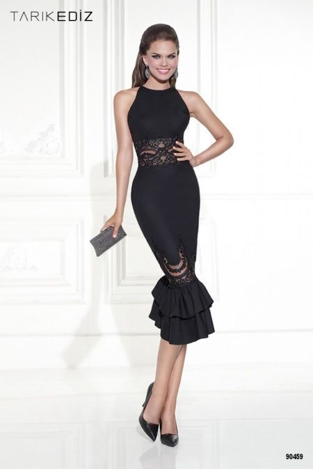 2015 Tarık Ediz Cocktail Collection – Diese berühmte türkische Marke weltweit …   – Fashion – Moda