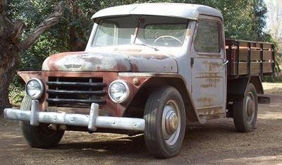 Rastrojero 1957