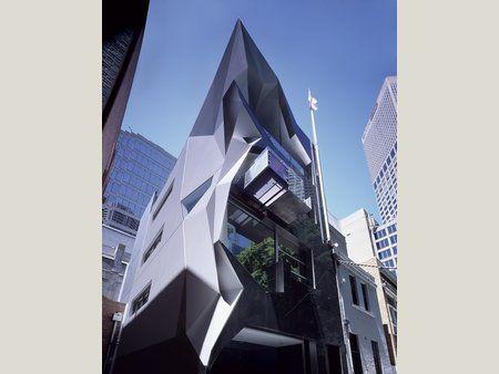 Monaco House By McBride Charles Ryan: Melbourne, Australia