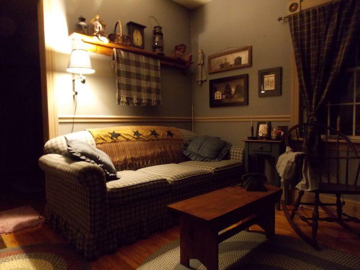 The 25 Best Primitive Living Room Ideas On Pinterest Old