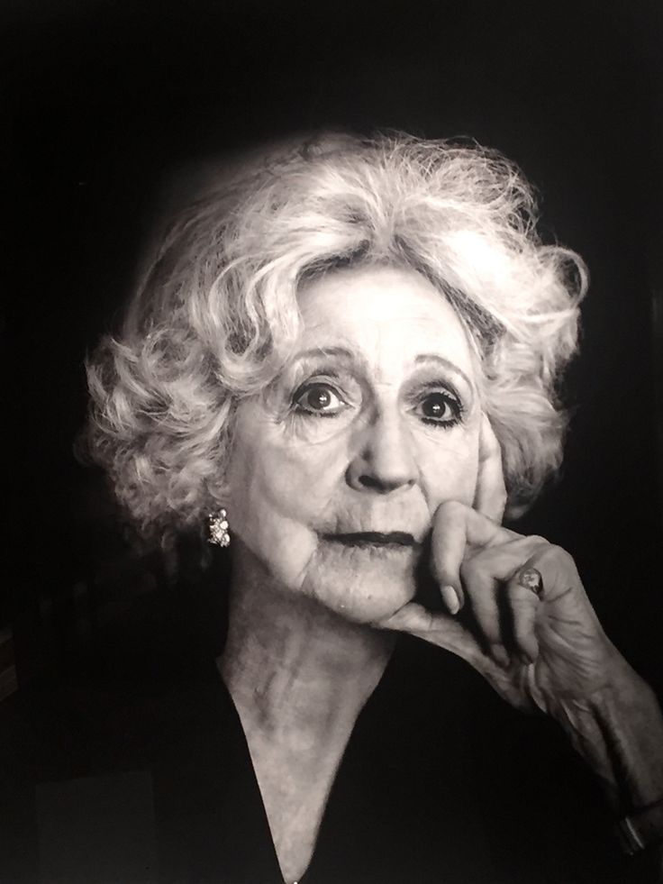 Wenche Foss -  a leading Norwegian actress of stage, screen and television. 5 December 1917 – 28 March 2011). Foto Morten Krogvold.