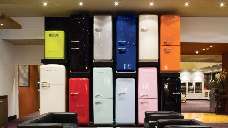SMEG anyone? Small but neat designs for every taste. smeg fridge designs - Google Search