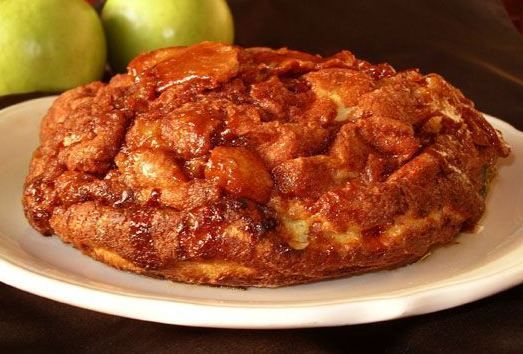 Baked Apple Pancake from the Original Pancake House. To die for