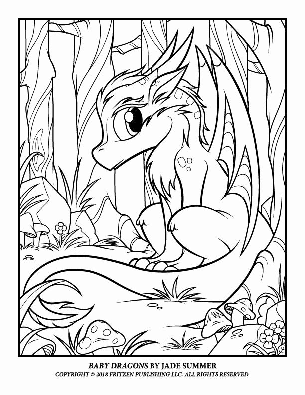 Cute Dragon Coloring Pages For Kids Dragon Coloring Page Summer Coloring Pages Fairy Coloring Pages