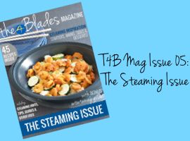 T4B Mag Issue 05: The Steaming Issue - The 4 Blades
