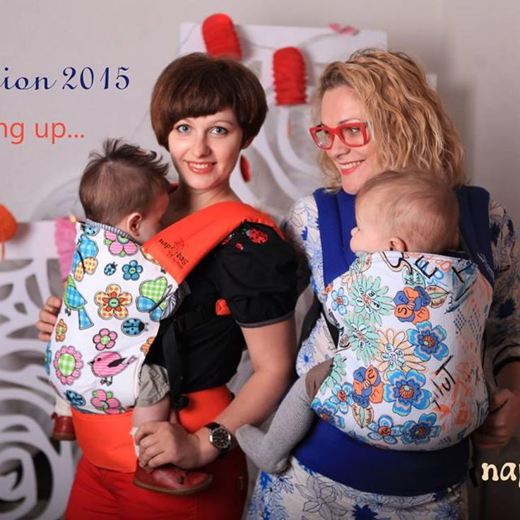 Babywearing Photoshooting (imagini din culise)