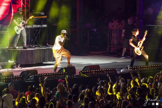 #Photography Gym Class Heroes B96 Summer Bash 2012