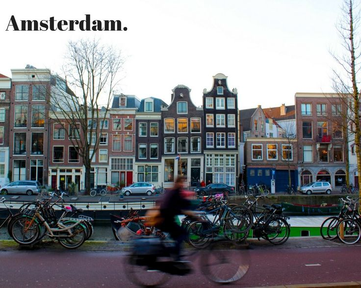 Where to eat and go in Amsterdam