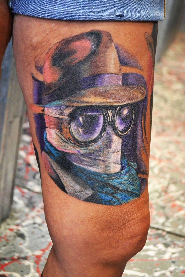 #healedtattoo #tattoo #tattoomagazine #fkiron #fusion #formula51 #tattoos #colortattoos #invisibleman