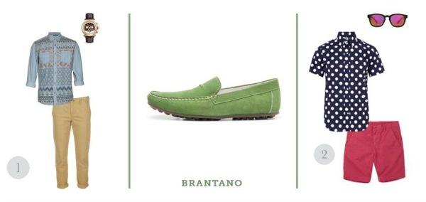 #PV2013 Los #Mocasines Verde Gamuza protagonizan esta #temporada y son básicos para cualquier #outfit: http://www.brantano.com.mx/producto/872-mocasin-verde-gamuza.aspx #ModaCaballero #Gentleman #Man #fashion