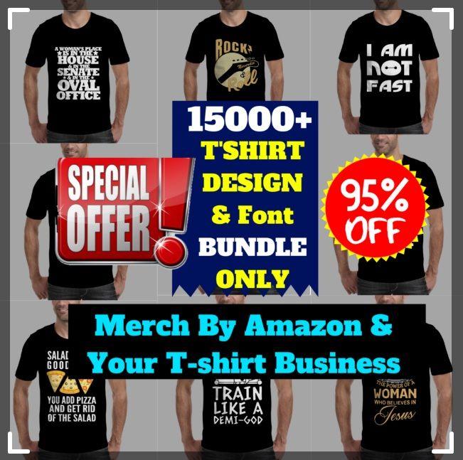 Download 15000 T Shirt Design Mega Bundle Cheap Price 2020 Premium Fonts Tshirt Designs Design Bundles