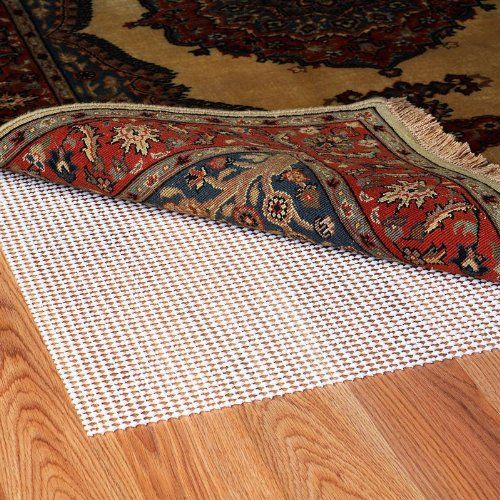 Ultra Stop Non-Slip Indoor Rug Pad Size: 4' x 6'