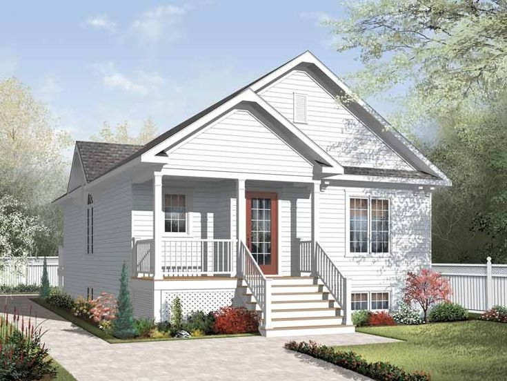 95 best TINY HOUSE images on Pinterest Small house plans