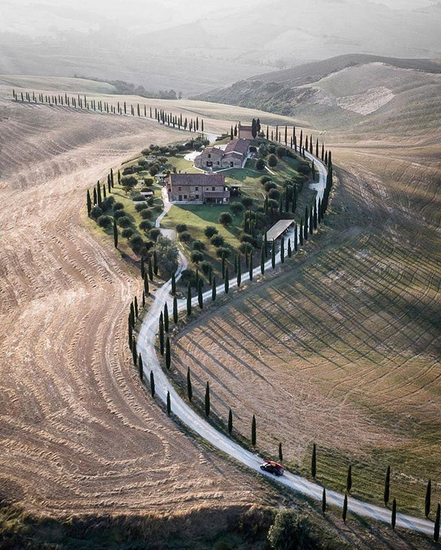Pin By Tuscany Planet On Tuscan Countryside Landscapes Italy