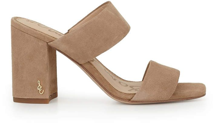 fe5811d0d08d Delaney Block Heel Mule Great for day or Night