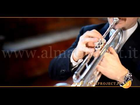 ALMA PROJECT - Brass Quintet AS - Marcia Nuziale (Richard Wagner)