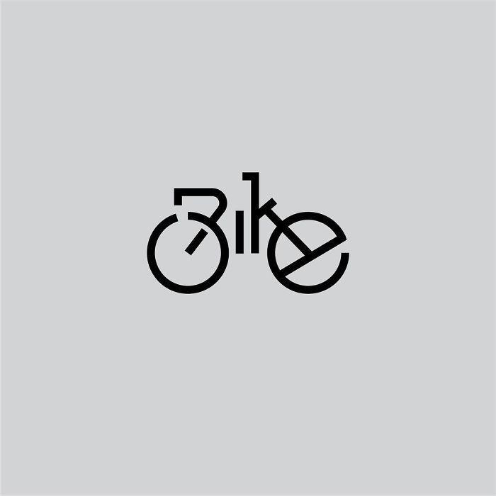 El diseñador se reta a sí mismo a crear logotipos con significados ocultos durante un año, y …   – Kochen