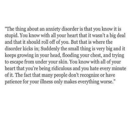 Anxiety And Depression Quotes Impressive 8 Best Images About ⇢ Word Vomit On Pinterest  Kiss Anxiety