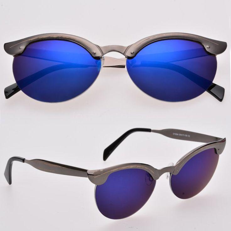 Alishebuy Sunglasses Women Luxury Fashion  New Summer Sun Glasses Woman Vintage Sunglass Goggles Eyeglasses Eyewear Points