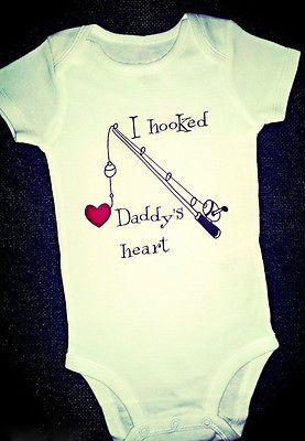 Mode Saya Doyan ayah Jantung Pakaian Bermain Rompers Baru Lahir Bayi Laki-laki Pakaian Gadis Babygrows