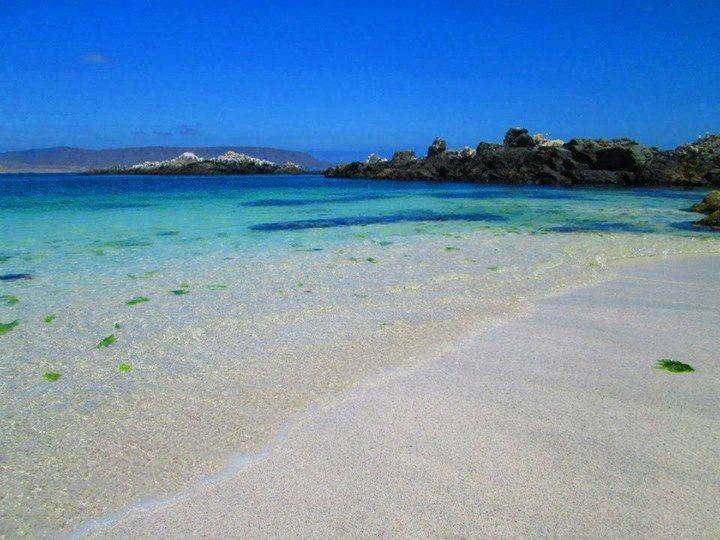 Bahia Inglesa, Chile.