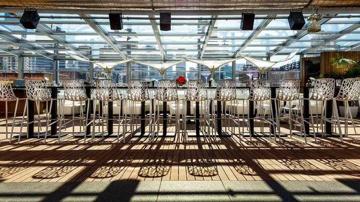 Retractable Roofs & Windows Protect the Party At These Chicago Bars