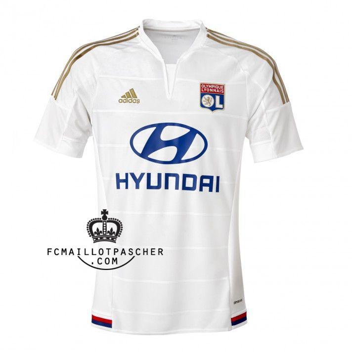 Floquer Un maillot OL 2016 third Football