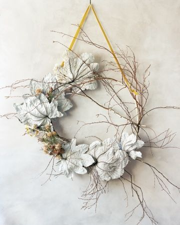 Wreath idea - Photo: Picturehouse 848
