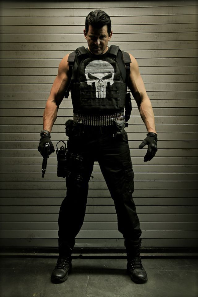 The punisher: Kevin Porter